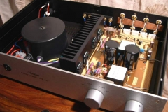 Amplificatore Integrato AI 500 Interno