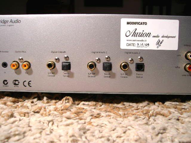 Cambridge Audio Azur 740C 4