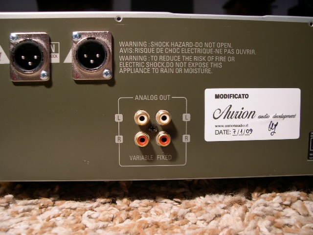 Denon DCD-1650 4