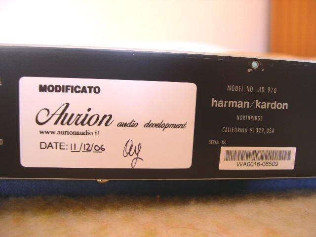 Harman Kardon HD970 4
