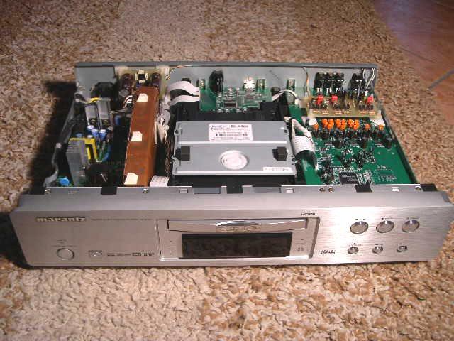 Marantz DV-7600 1