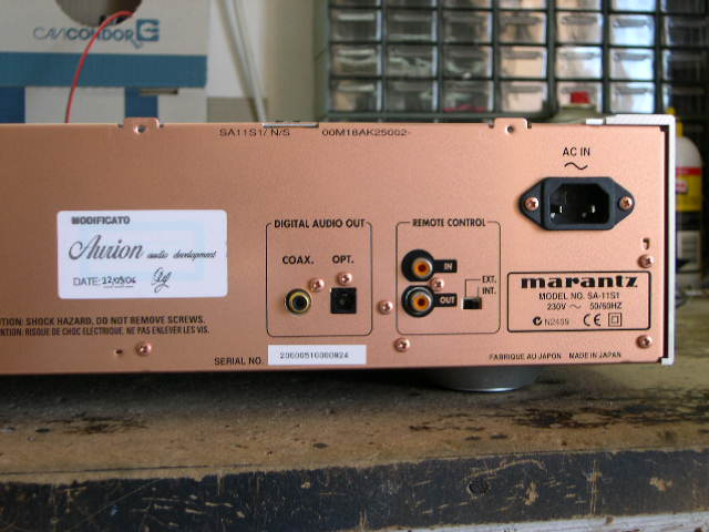 Marantz SA11S1 5