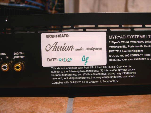 Myryad MCD-500 4