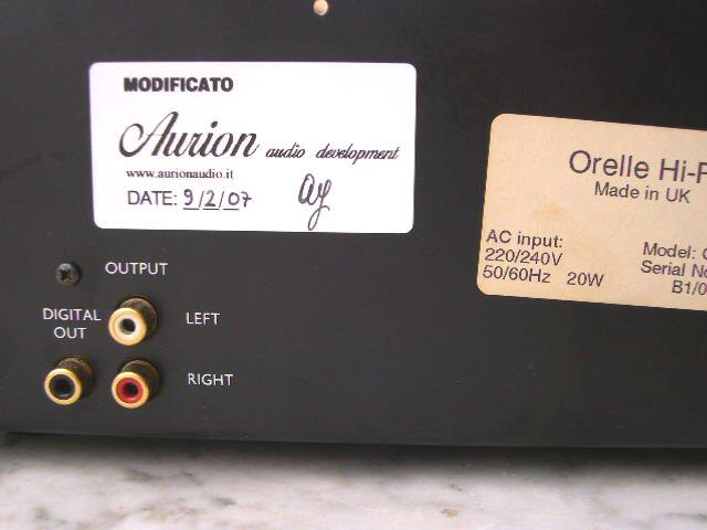 Orelle CD160 4