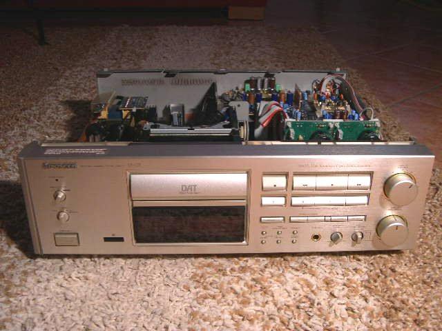 Pioneer DAT D-07 1