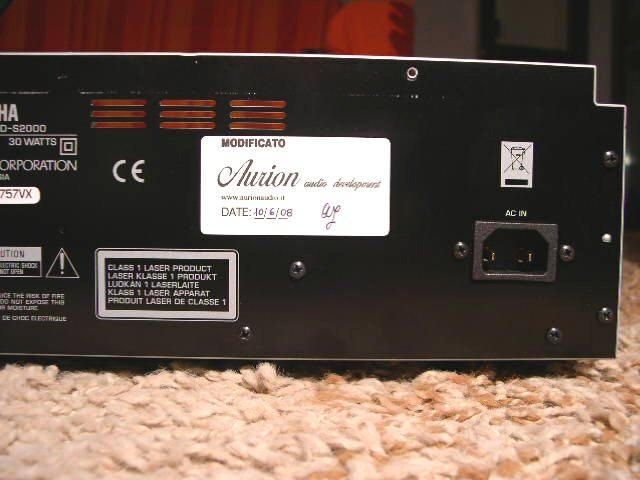 Yamaha CD-S2000 4